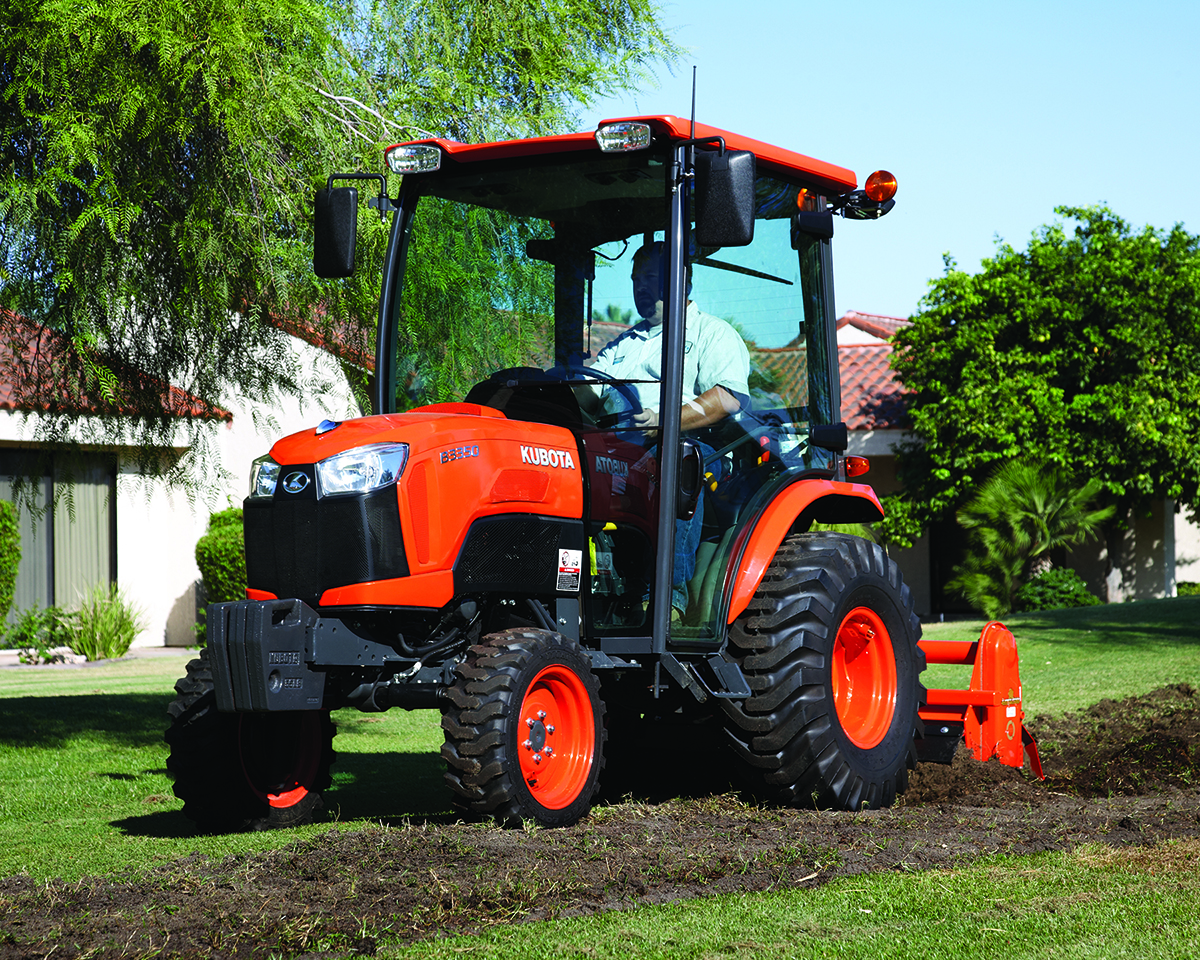 B3350 Compact Tractor