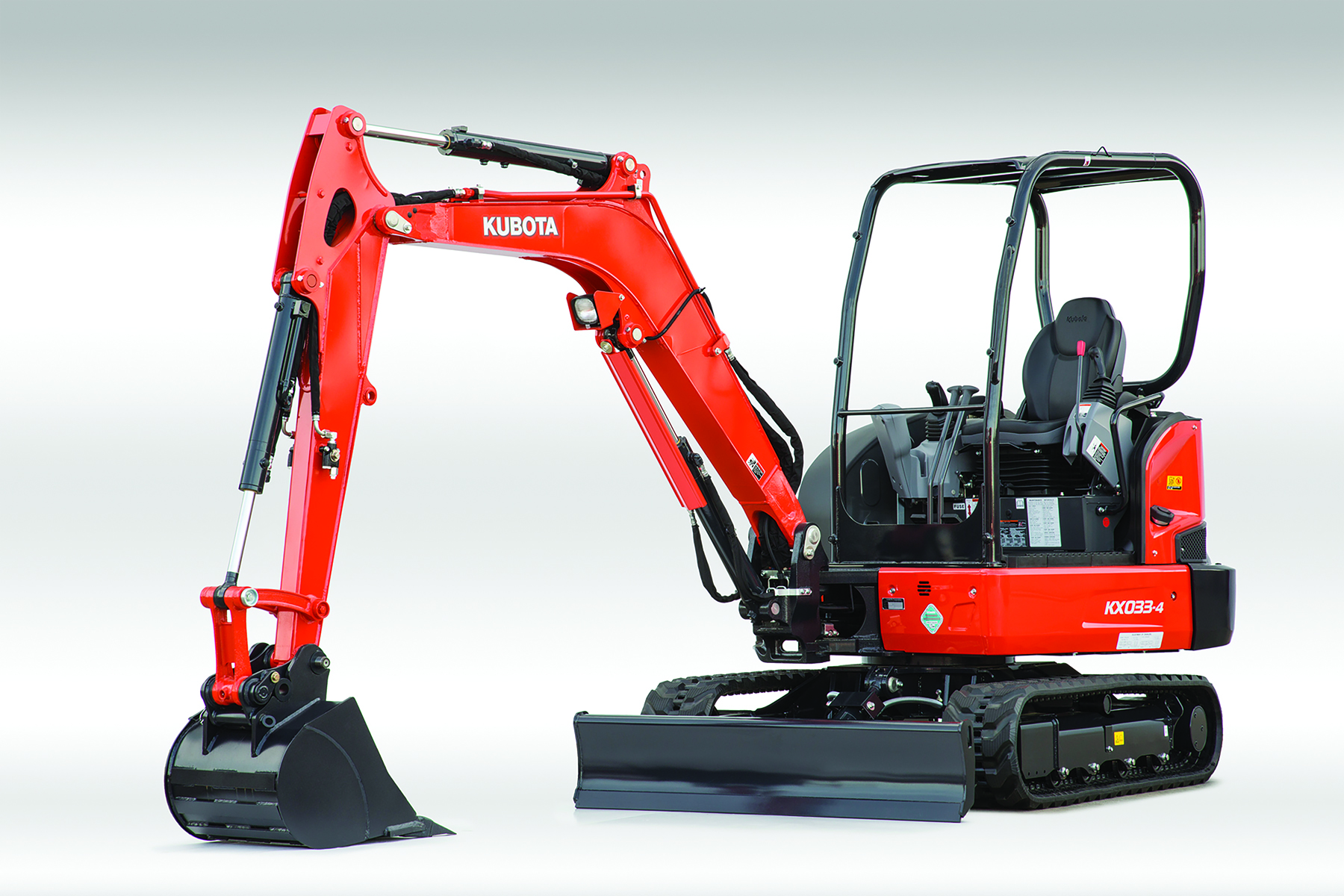 Kubota Excavator Parts : Shop kubota compact excavators coleman equipment