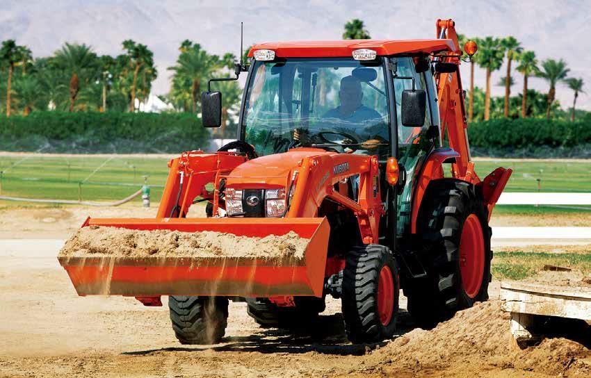 L5060 Grand L Tractor
