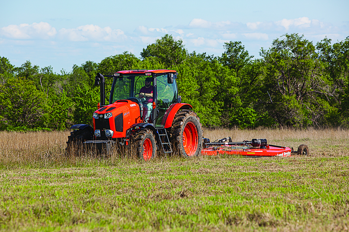 Kubota M6-131 Agricultural Tractor