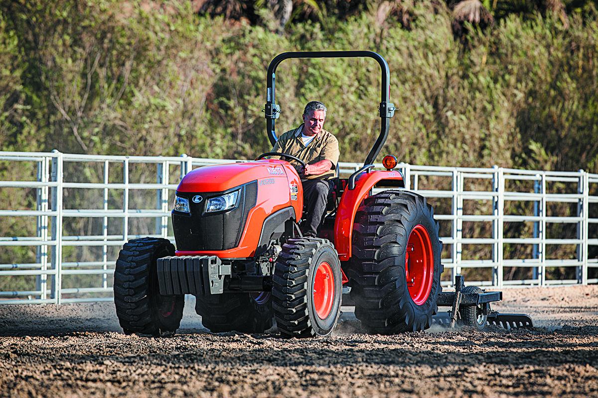 Kubota MX4800 Utility Tractor