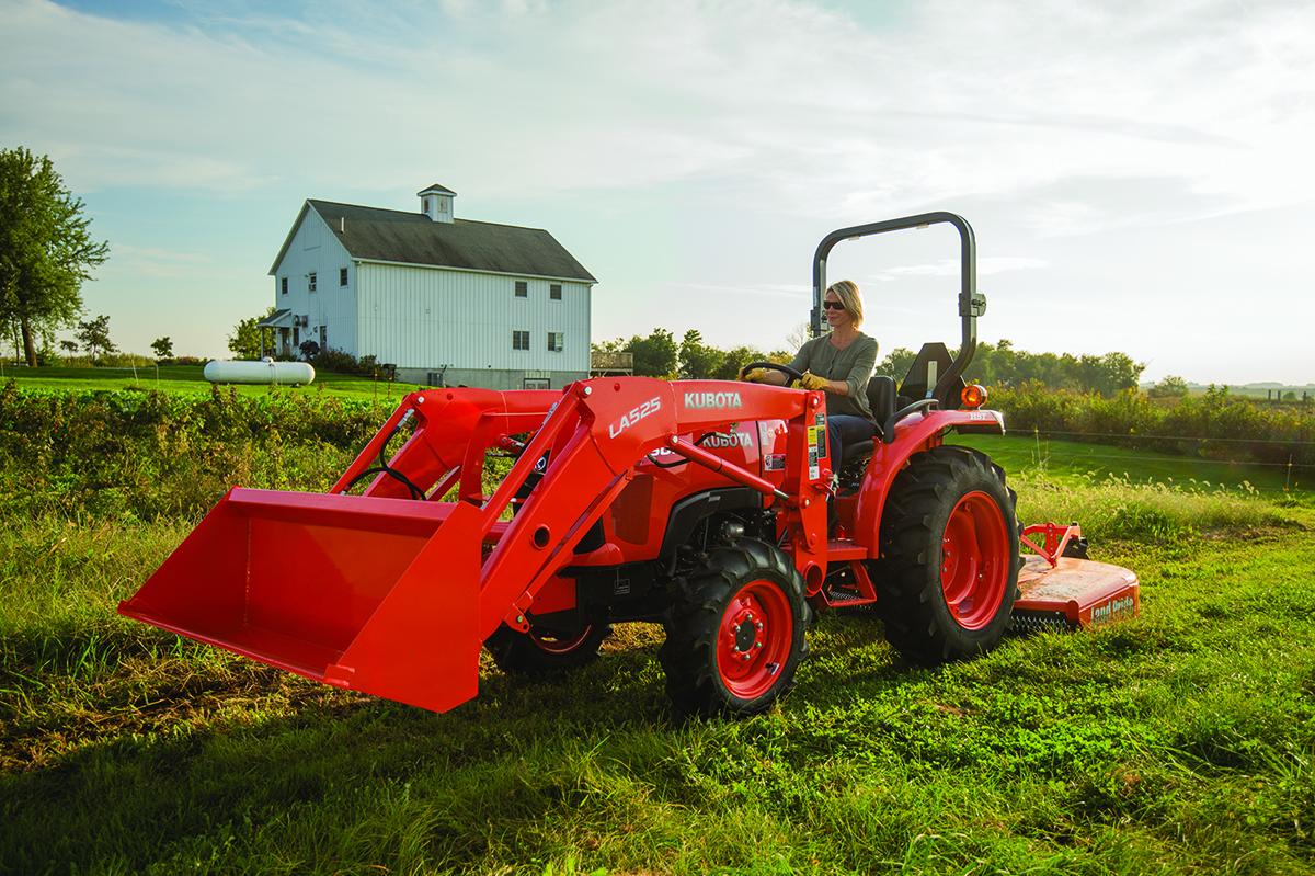 Kubota L2501 Standard L Tractor Details | Coleman Equipment