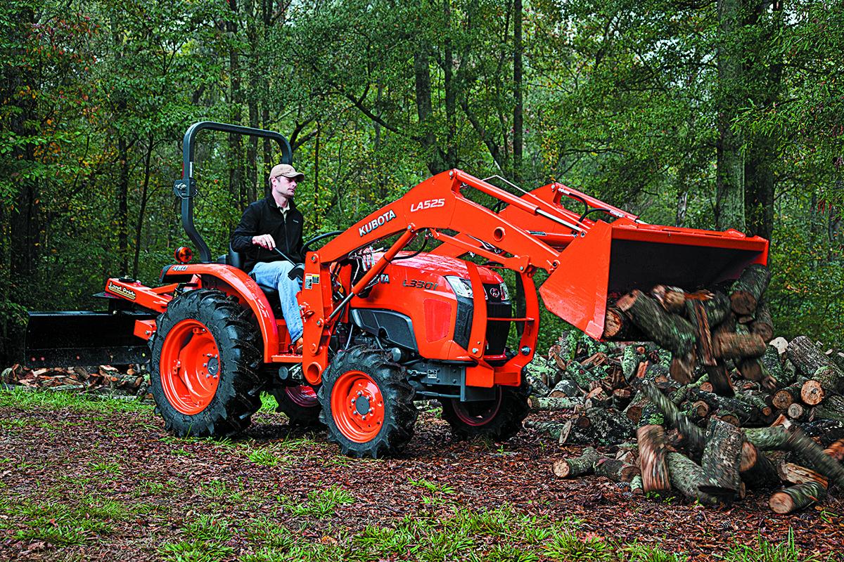 Kubota L3301 Standard L Tractor Details | Coleman Equipment