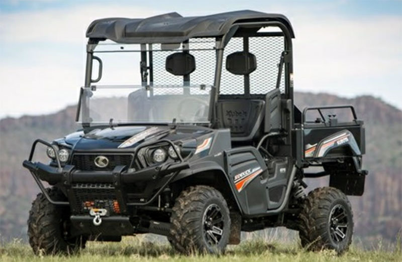 Kubota RTV-XG850 Sidekick Special Edition Utility Vehicle