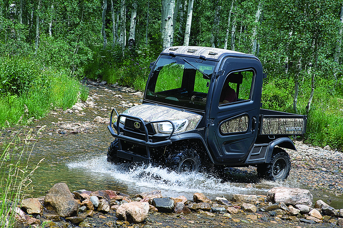 RTV-X1100C Utility Vehicle