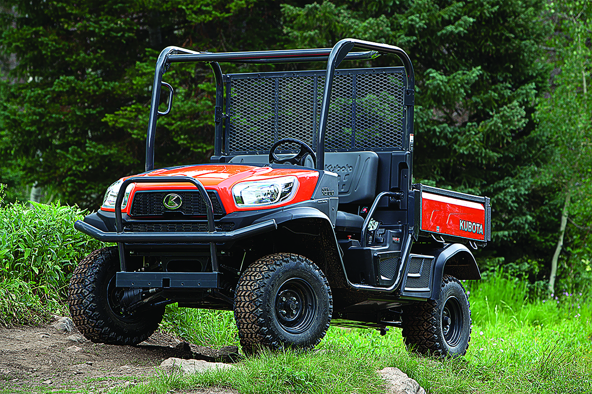 RTV-X900 General Purpose Utility Vehicle