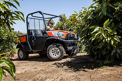 Kubota RTVX Series Utility Vehicles