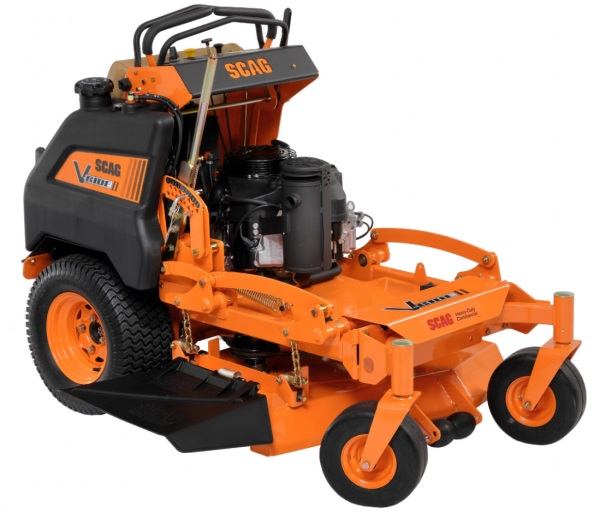 Shop Scag V-Ride Stand-On Mowers | Coleman Equipment