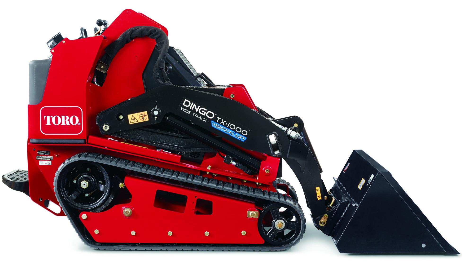 Toro Dingo 22327 TX1000 Narrow Track Compact Utility Loader