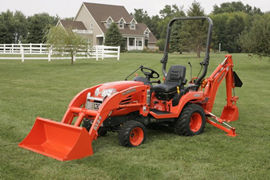 Kubota BX24 All Purpose Sub-Compact Tractor