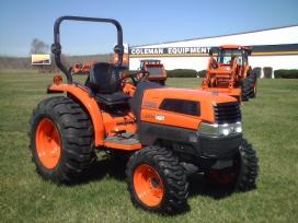 kubota l3830 compact utility tractor details coleman equipment rh colemanequip com