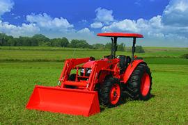 Kubota M6040 Diesel Tractor Details | Coleman Equipment