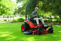 Kubota ZD326 sel Zero Turn Mower Details | Coleman Equipment on