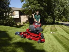 Toro Commercial Mowers Grandstand 60