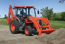 L5460 Grand L Tractor