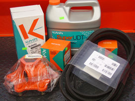 Genuine Kubota Parts
