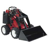 The Toro Dingo 220 Utility Loader