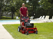 Grandstand 36 inch Stand-On Mower