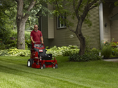 Grandstand 48 inch Stand-On Mower
