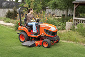 The Kubota BX1860 18 Horse Sub-Compact Tractor