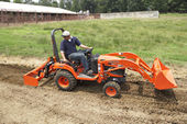 The Kubota BX2360 Sub Compact Tractor