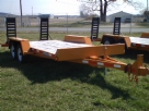 Redi-Haul FSL14E-102 Equipment Trailer