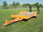 Redi-Haul FSL14HE-102 Equipment Trailer