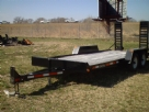 Redi-Haul FSL18NBE-102 Equipment Trailer