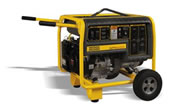 Wacker GP5600 Premium Portable Generator w/ Wheels