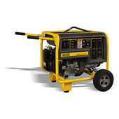 GP6600A Portable Generator w/Wheel Kit