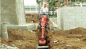 Kubota K008-3 Ultra-Compact Excavator