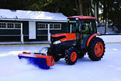 The Kubota Grand L5240 Diesel Tractor