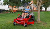 LazerZ S Series Zero Turn Mower