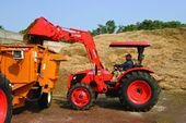 The Kubota M7040 Diesel Tractor
