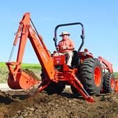 MX5100 Diesel Tractor