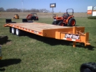 Redi-Haul R25210PFE Equipment Trailer