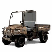 Kubota RTV900XTR recreational Utility Vehicle