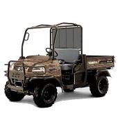 Kubota RTV900XTR Camouflage Worksite Vehicle