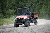 Kubota RTV-X900R recreational Utility Vehicle