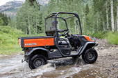Kubota RTV-X900W Worksite Purpose Utility Vehicle
