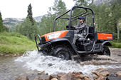 Kubota RTV-X900G Genereal Purpose Utility Vehicle