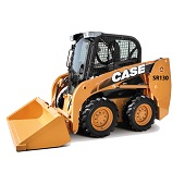 Case SR130 Skid Steer Loader from Coleman Equipment