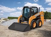 Case SR160 Skid Steer Loader