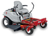 Quest S Series Zero Turn Mower