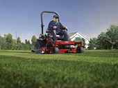 Z Master Professional 5000 Zero Turn Mower