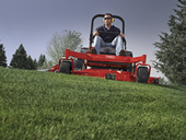 Z Master Professional 6000 Zero Turn Mower