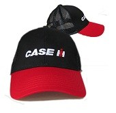 CA888601 Hat Case IH Black/Red