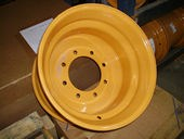 H438567 Wheel for 12x16.5 Tires (Solid Center)