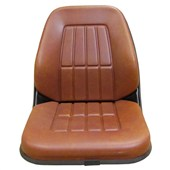 D123196 Standard Seat - operators, molded shell, Gray color only
