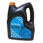 70000-10201 Kubota SAE 10W-30 Engine Oil (1 Gallon)